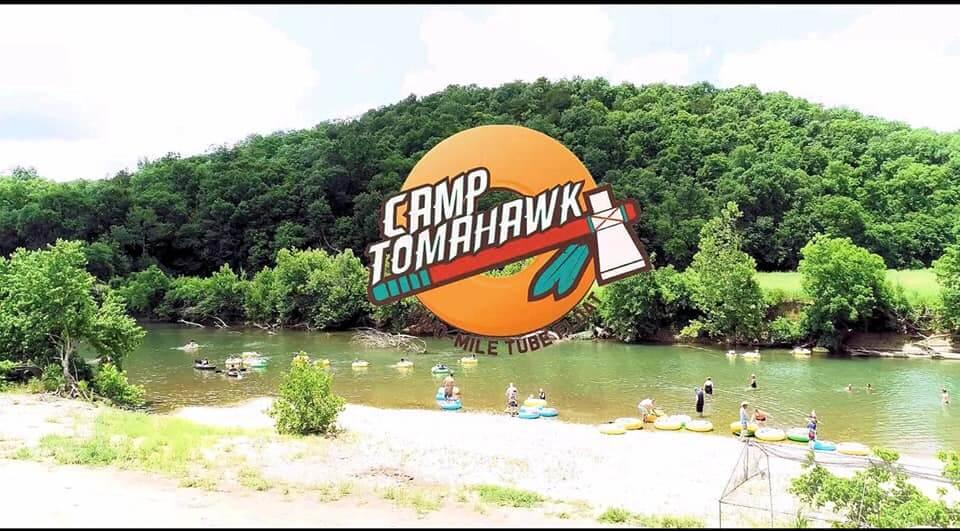 Camp Tomahawk Floats